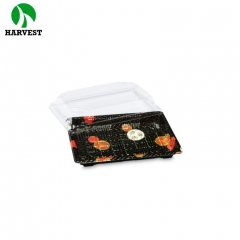 Harvest HP-05 China Wholesale High Quality Disposable Plastic Sushi Container